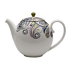Denby - Monsoon cosmic tea pot