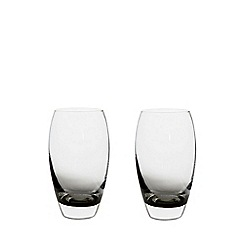Denby - Set of 2 'Halo' large tumblers