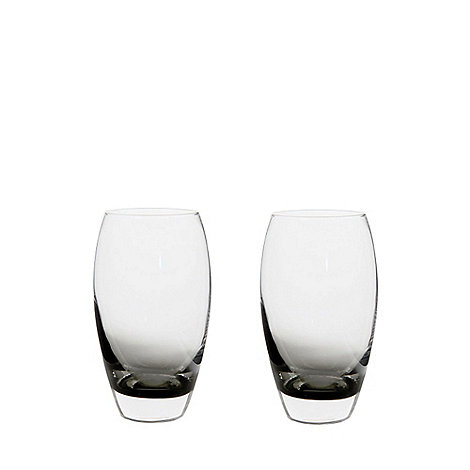 Denby - Set of 2 +Halo+ large tumblers