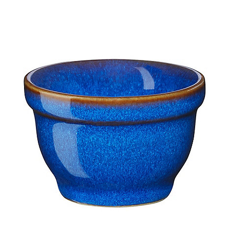 Denby - Imperial blue egg cup