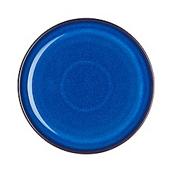 Denby - Imperial blue side plate