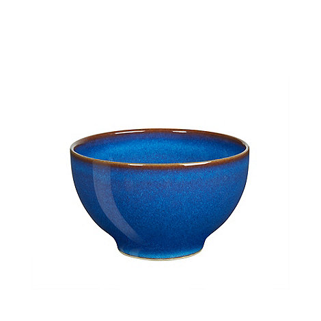 Denby - Glazed +Imperial Blue+ small cereal bowl