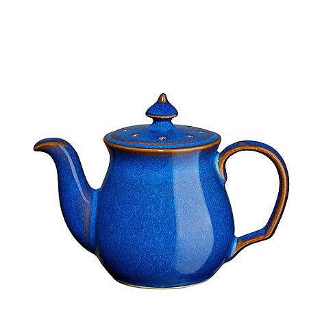 Denby - Glazed +Imperial Blue+ pepper pot