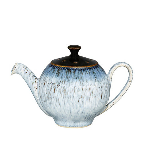 Denby - Halo teapot shaped pepper pot