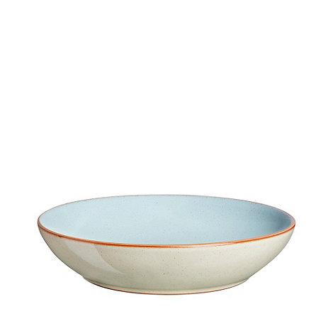 Denby - Blue +Heritage Pavilion+ pasta bowl