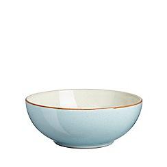 Denby - Blue 'Heritage Pavilion' cereal bowl