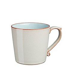 Denby - Blue 'Heritage Pavilion' large mug