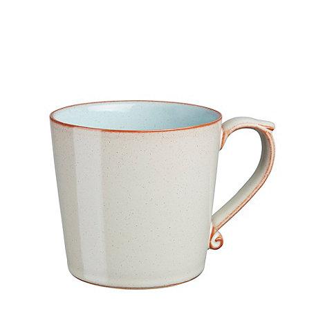 Denby - Blue +Heritage Pavilion+ large mug