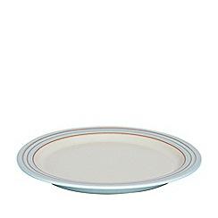 Denby - Blue 'Heritage Pavilion' dinner plate