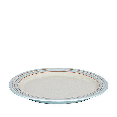 Denby - Blue +Heritage Pavilion+ dinner plate