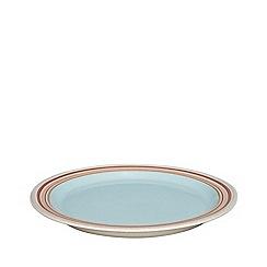Denby - Blue 'Heritage Pavilion' dessert plate