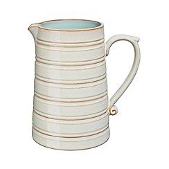Denby - Blue 'Heritage Pavilion' large jug