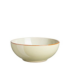 Denby - Yellow 'Heritage Veranda' cereal bowl
