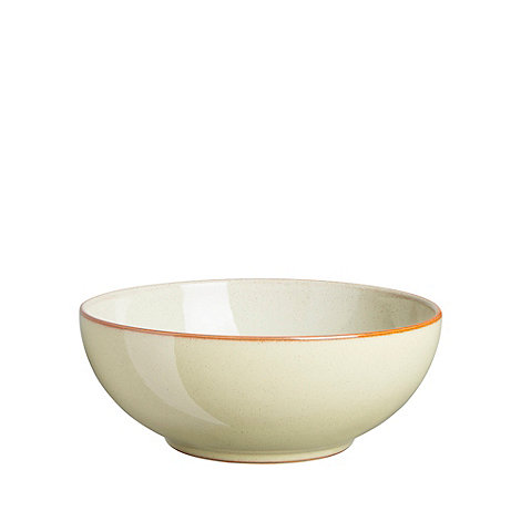 Denby - Yellow +Heritage Veranda+ cereal bowl