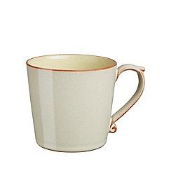 Denby - Yellow 'Heritage Veranda' large mug
