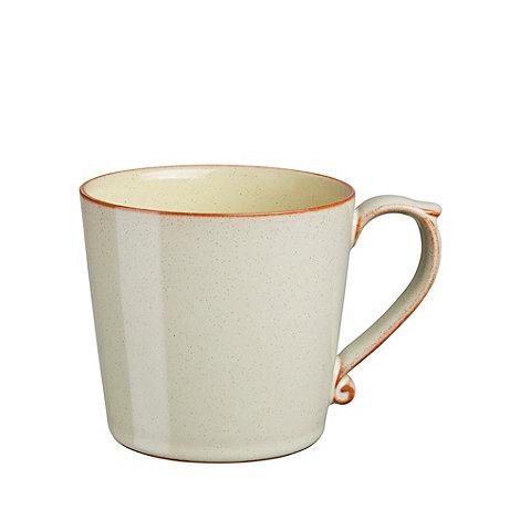 Denby - Yellow +Heritage Veranda+ large mug