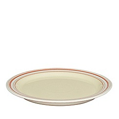 Denby - Yellow 'Heritage Veranda' dessert plate