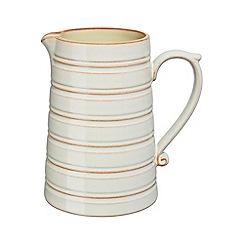 Denby - Yellow 'Heritage Veranda' large jug
