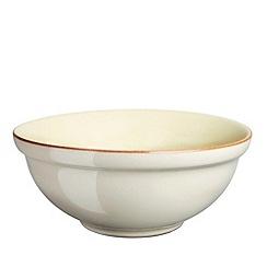 Denby - Yellow 'Heritage Veranda' mixing bowl
