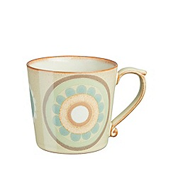 Denby - Yellow 'Heritage Veranda Accent' large mug