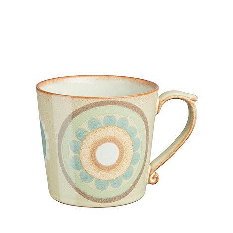 Denby - Yellow +Heritage Veranda Accent+ large mug