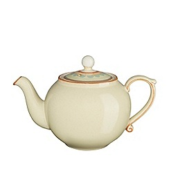 Denby - Yellow 'Heritage Veranda Accent' tea pot