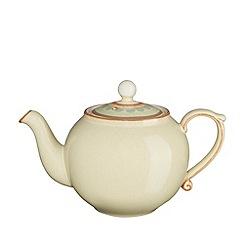 Denby - Yellow 'Heritage Veranda Accent' tea pot