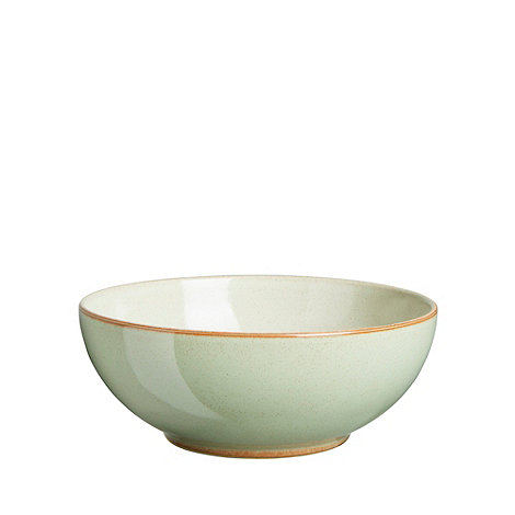 Denby - Cream +Heritage Orchard+ cereal bowl