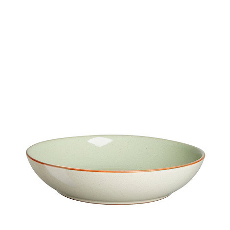 Denby - Cream +Heritage Orchard+ pasta bowl
