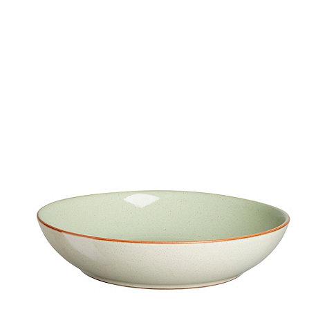 Denby - Cream glazed +Heritage Orchard+ pasta bowl