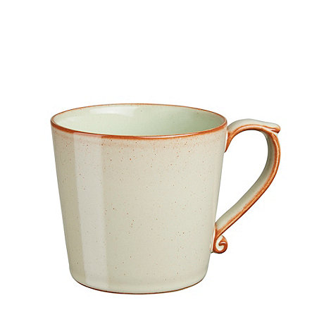 Denby - Cream +Heritage Orchard+ large mug