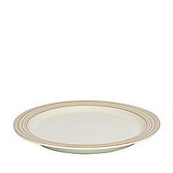 Denby - Cream 'Heritage Orchard' dinner plate