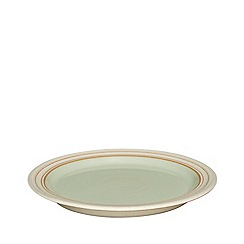 Denby - Pale green 'Heritage Orchard' dessert plate