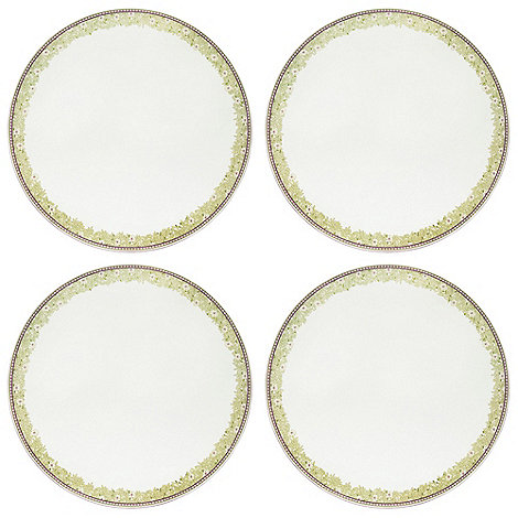 Denby - Set of Four Round Daisy Placemats