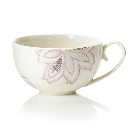 Denby - Fine china +Monsoon Chantilly+ tea cup
