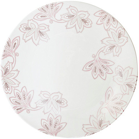 Denby - Fine china +Monsoon Chantilly+ round platter