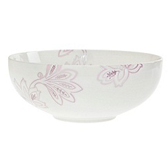 Denby - Fine china 'Monsoon Chantilly' serving bowl