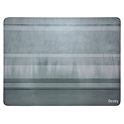 Denby - Set of four grey placemats