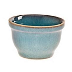 Denby - Stoneware aqua Azure egg cup