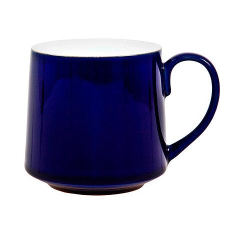 Denby - Stoneware dark blue mug
