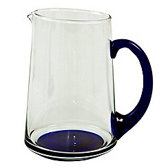 Denby - Large glass water jug