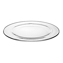 Vidivi Glass made in italy - Dinner Plate