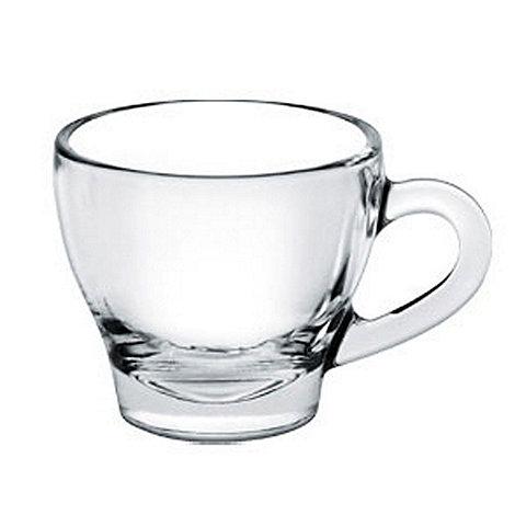 Ella Sabitini - Glass +Cafe+ cappuccino cup
