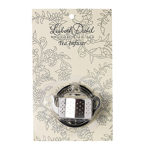 Lisbeth Dahl - Lisabeth Dhal stainless steel teapot tea infuser