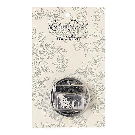 Lisbeth Dahl - Lisabeth Dhal stainless steel house tea infuser