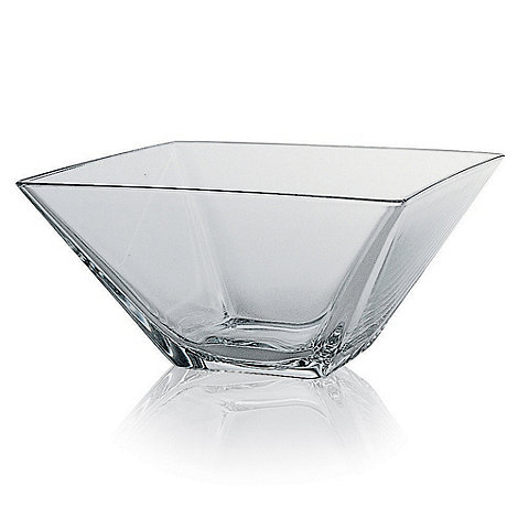 Vidivi Glass made in italy - Square serving bowl