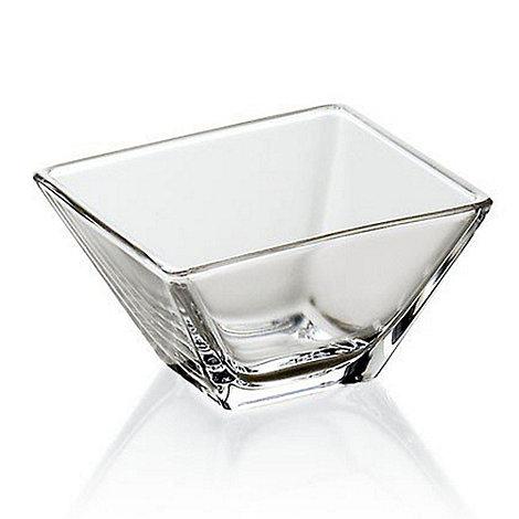 Vidivi Glass made in italy - Square bowl