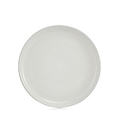 Home Collection Basics - Grey dinner plate