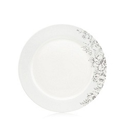 Home Collection - 'Heritage' floral print dinner plate