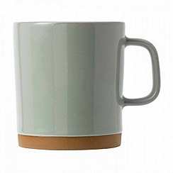 Barber and Osgerby by Royal Doulton - 'Olio' Duck egg mug